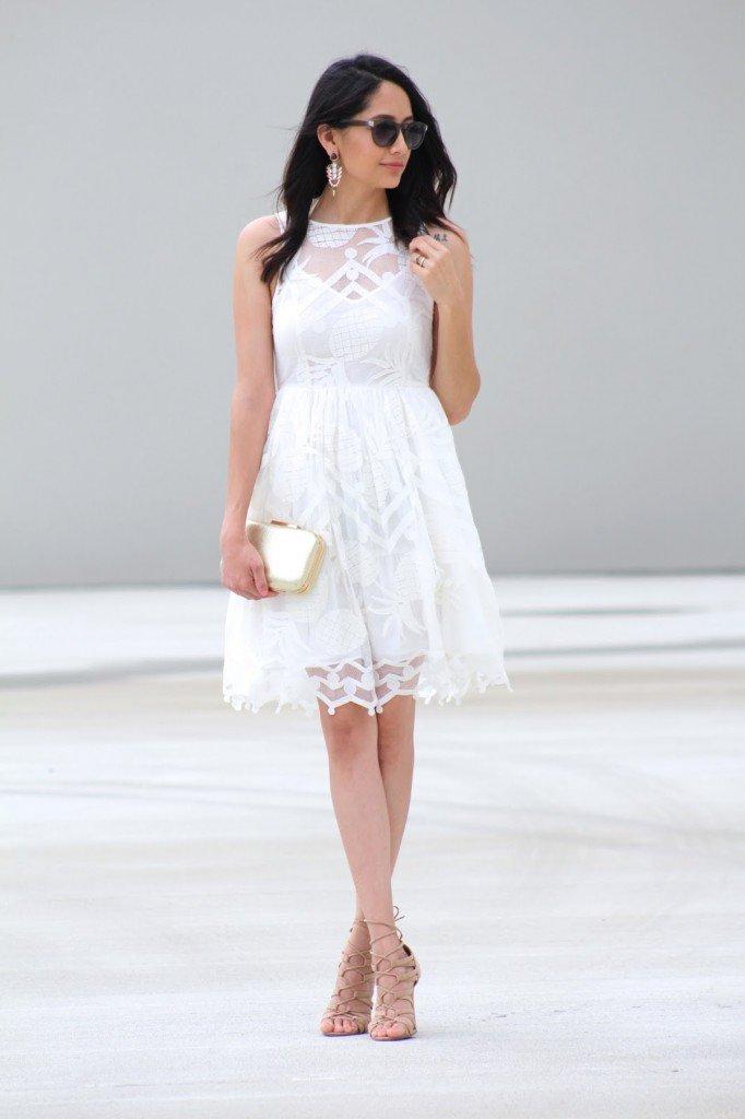 Piña Lace Dress