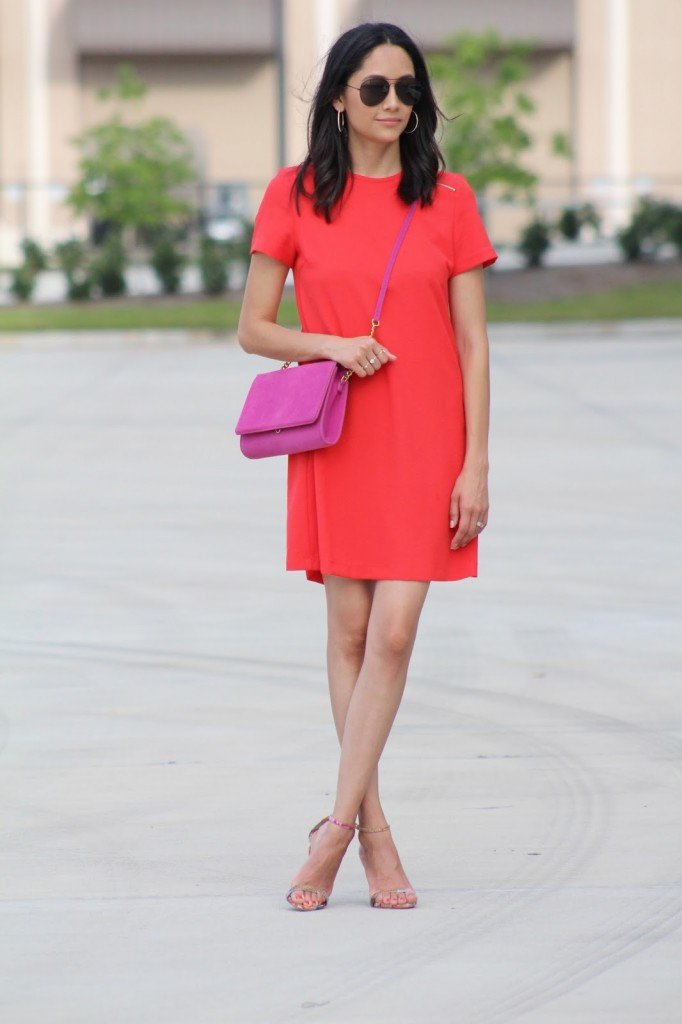 Color Blocking Outfit