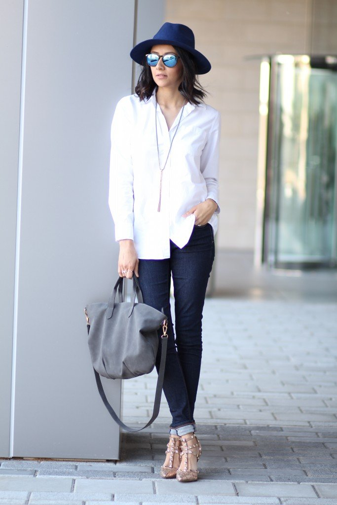 Easy chic look