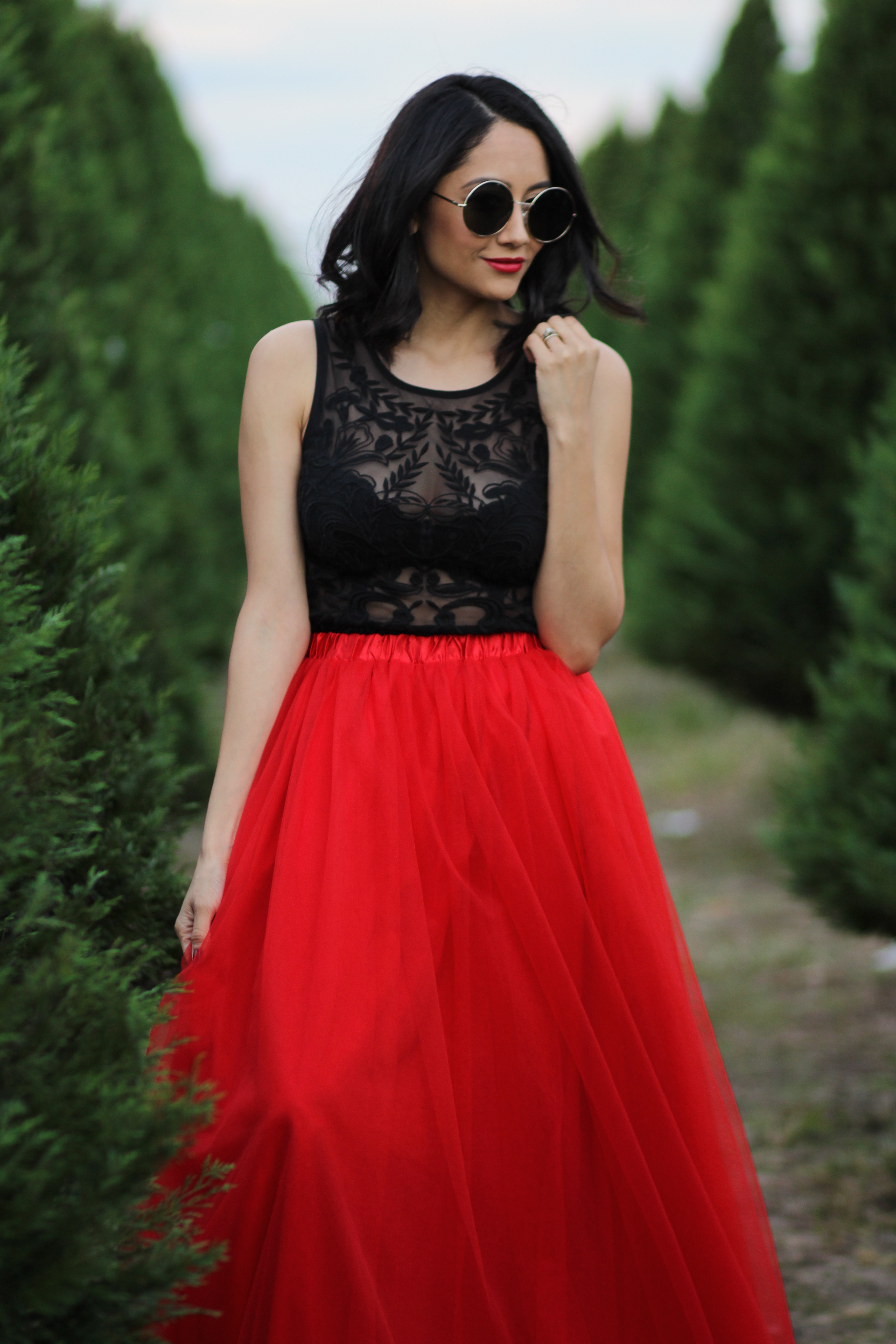 Holiday pictures outfit ideas