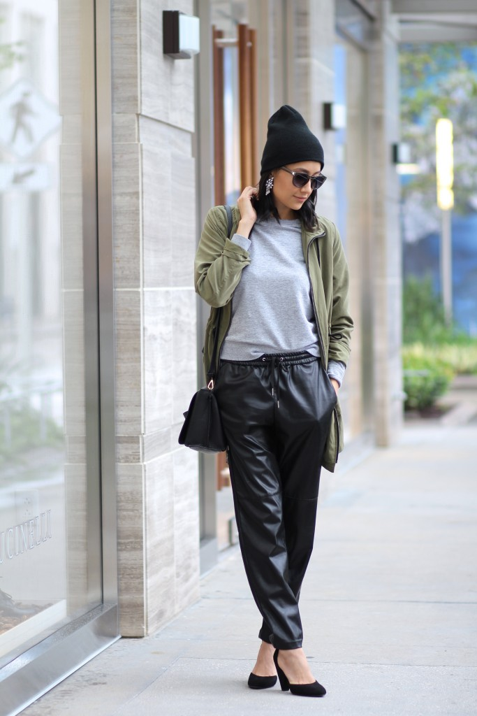 things to wear in November fall days