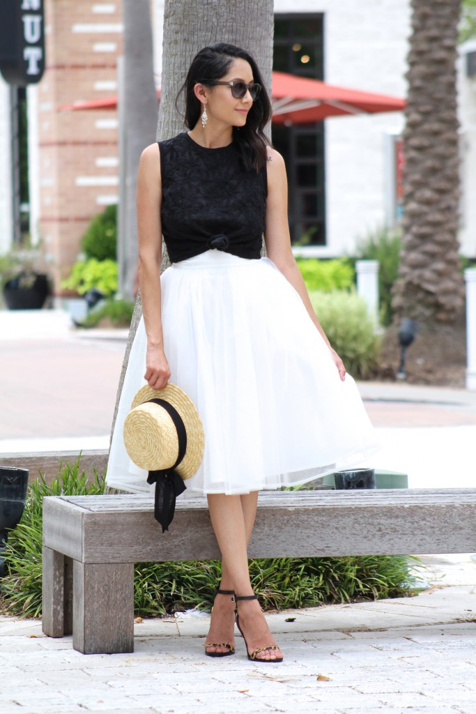 Best tulle skirt outfits of 2015
