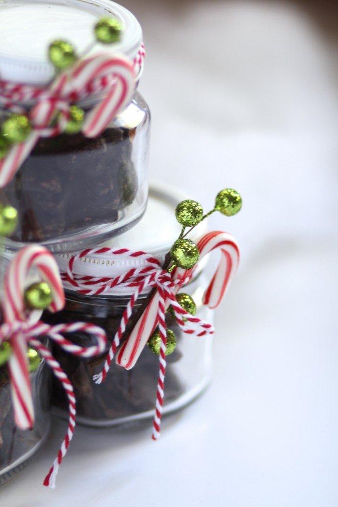 DIY Mason Jar Christmas Gift