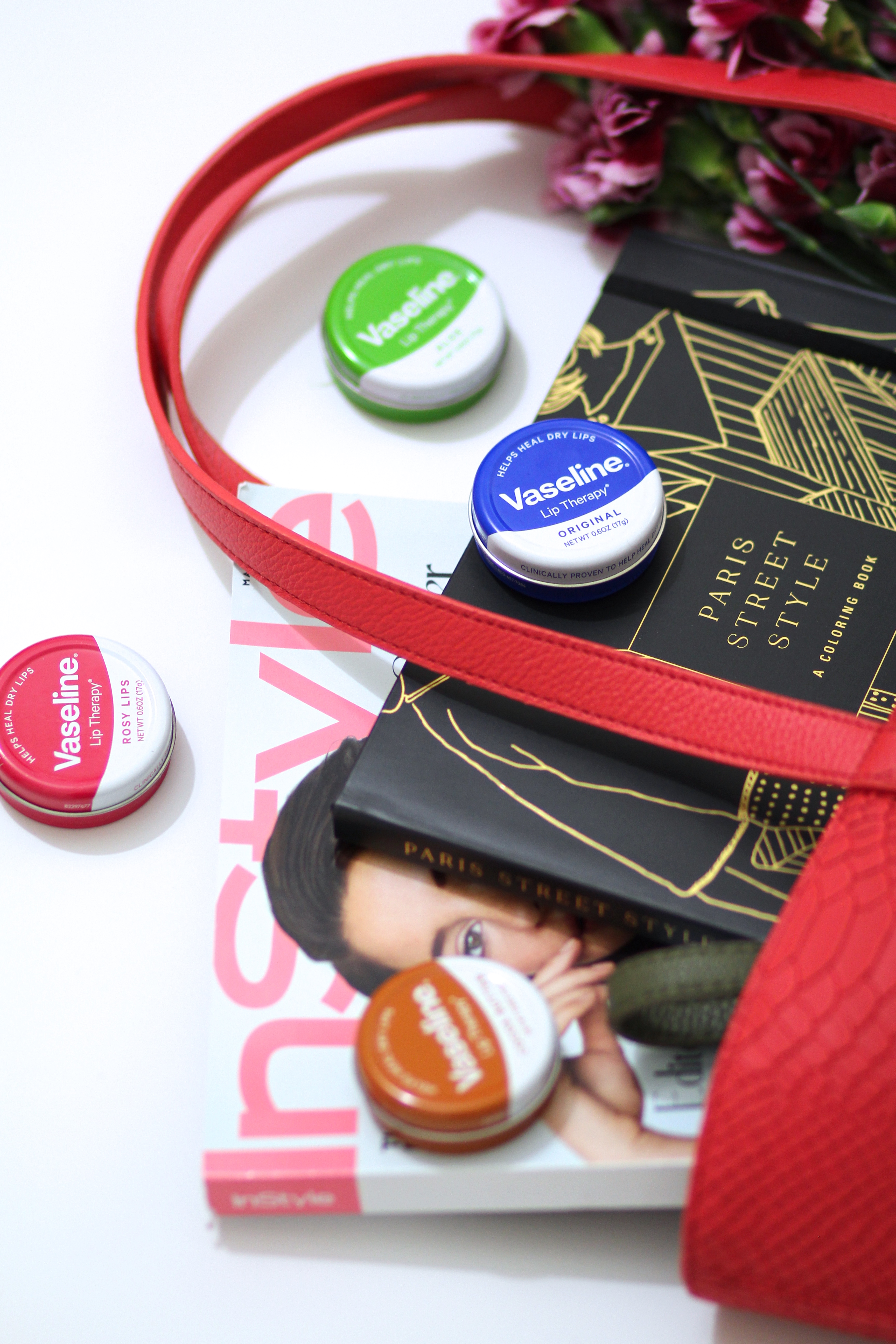 in my bag: spring must haves