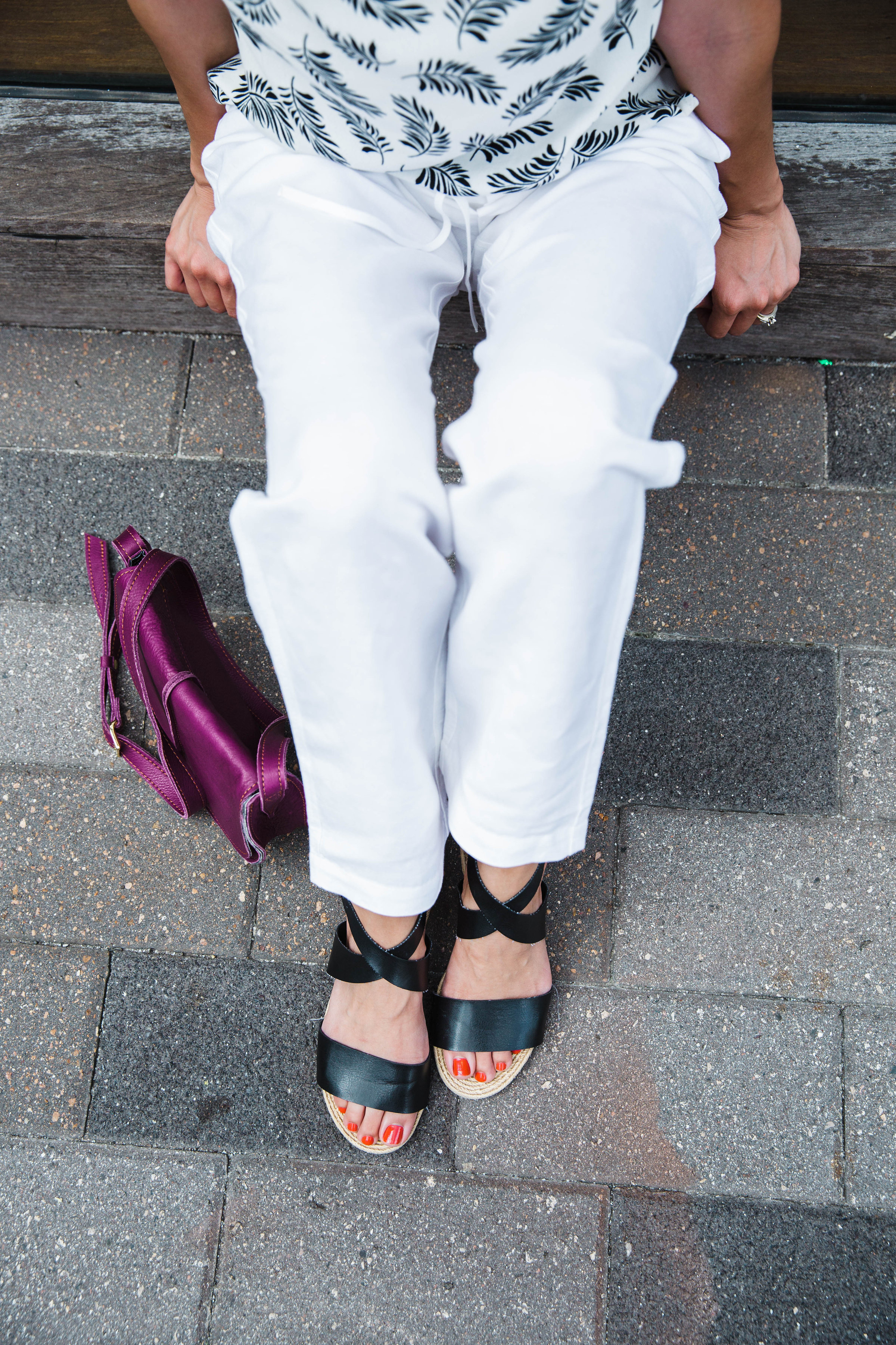Summer Whites | Summer Look | Summer Outfit Idea