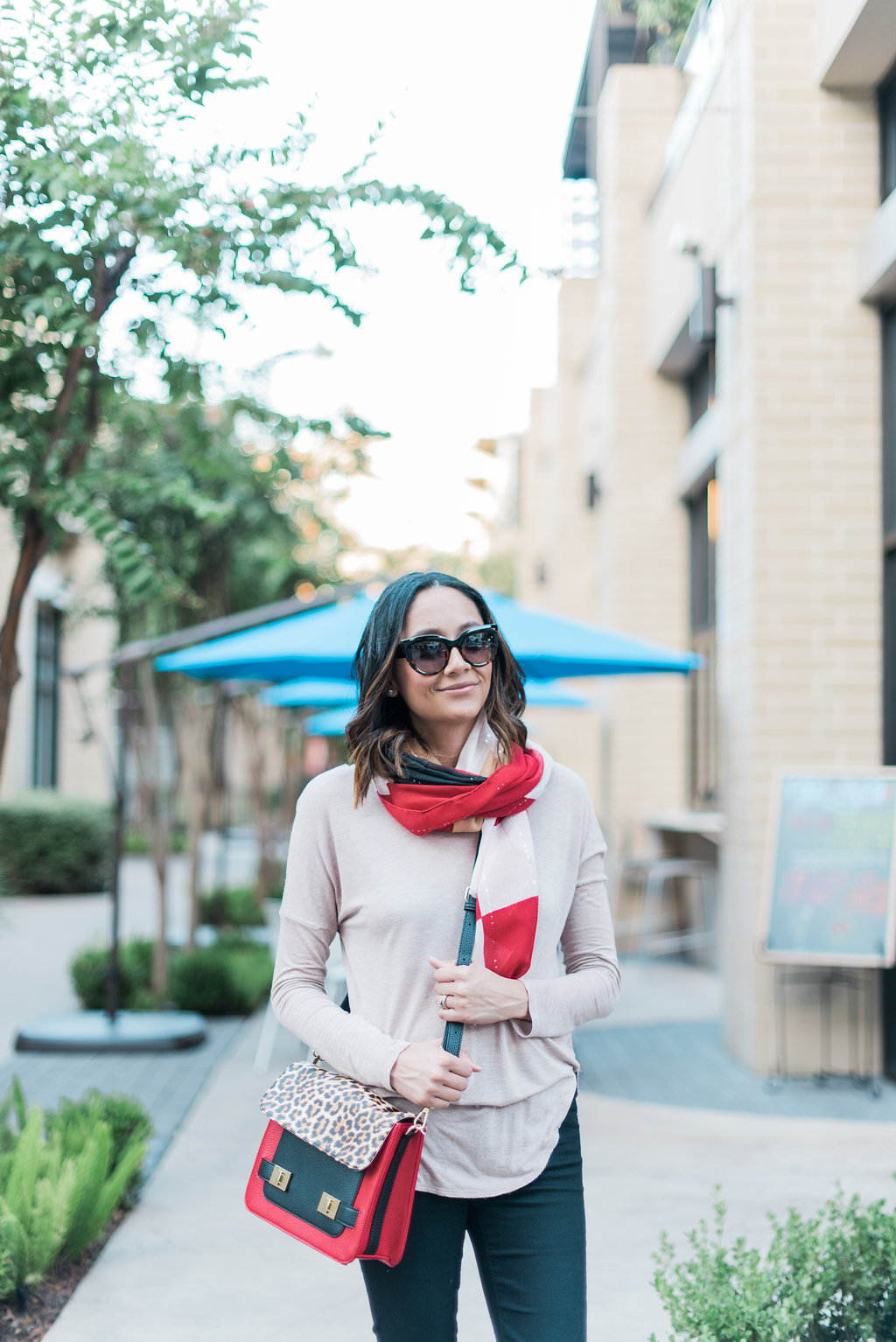 Fall Outfit Idea   Charming Charlie Accessories
