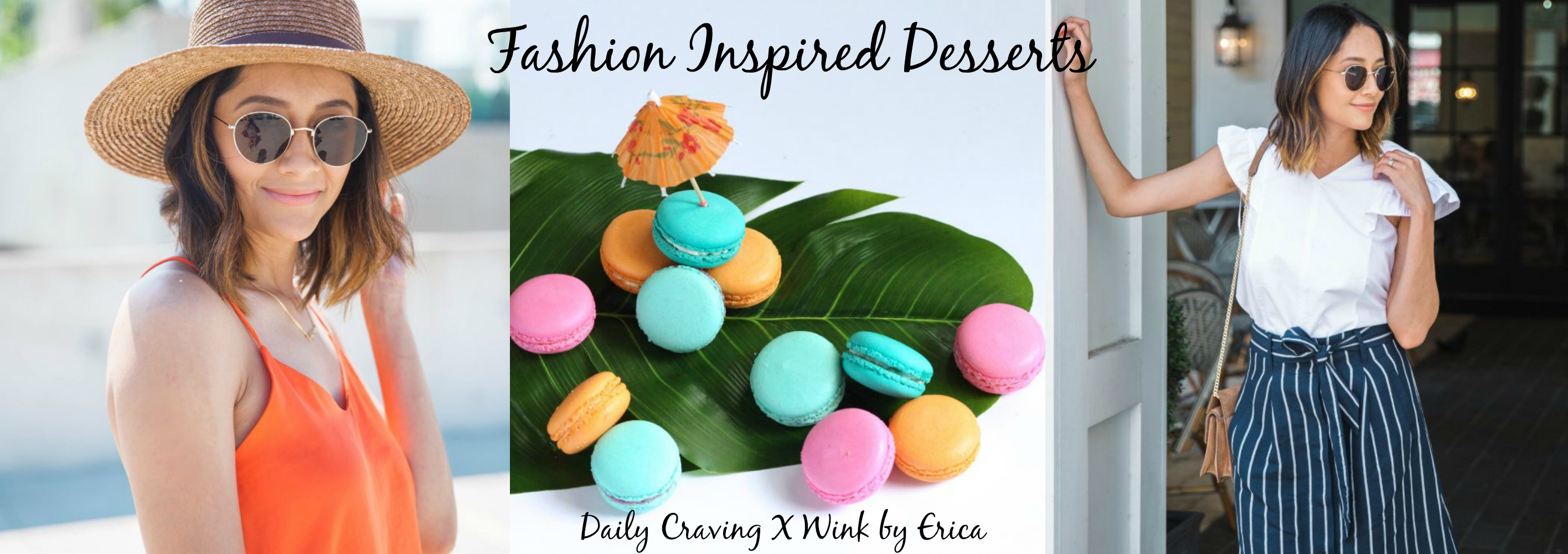 Fashion Inspired Desserts for Your Next Party