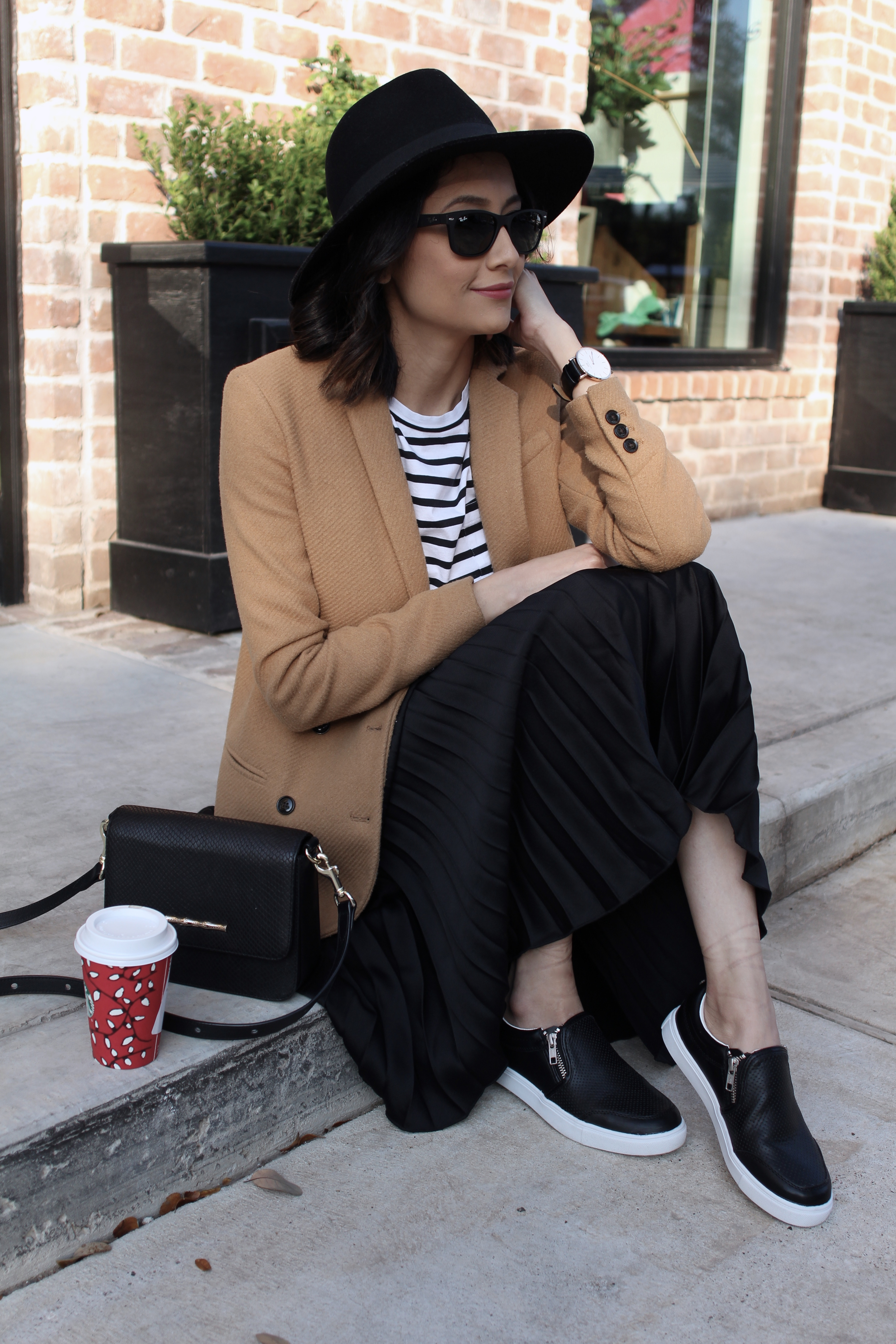 5 ways to master the off-duty look
