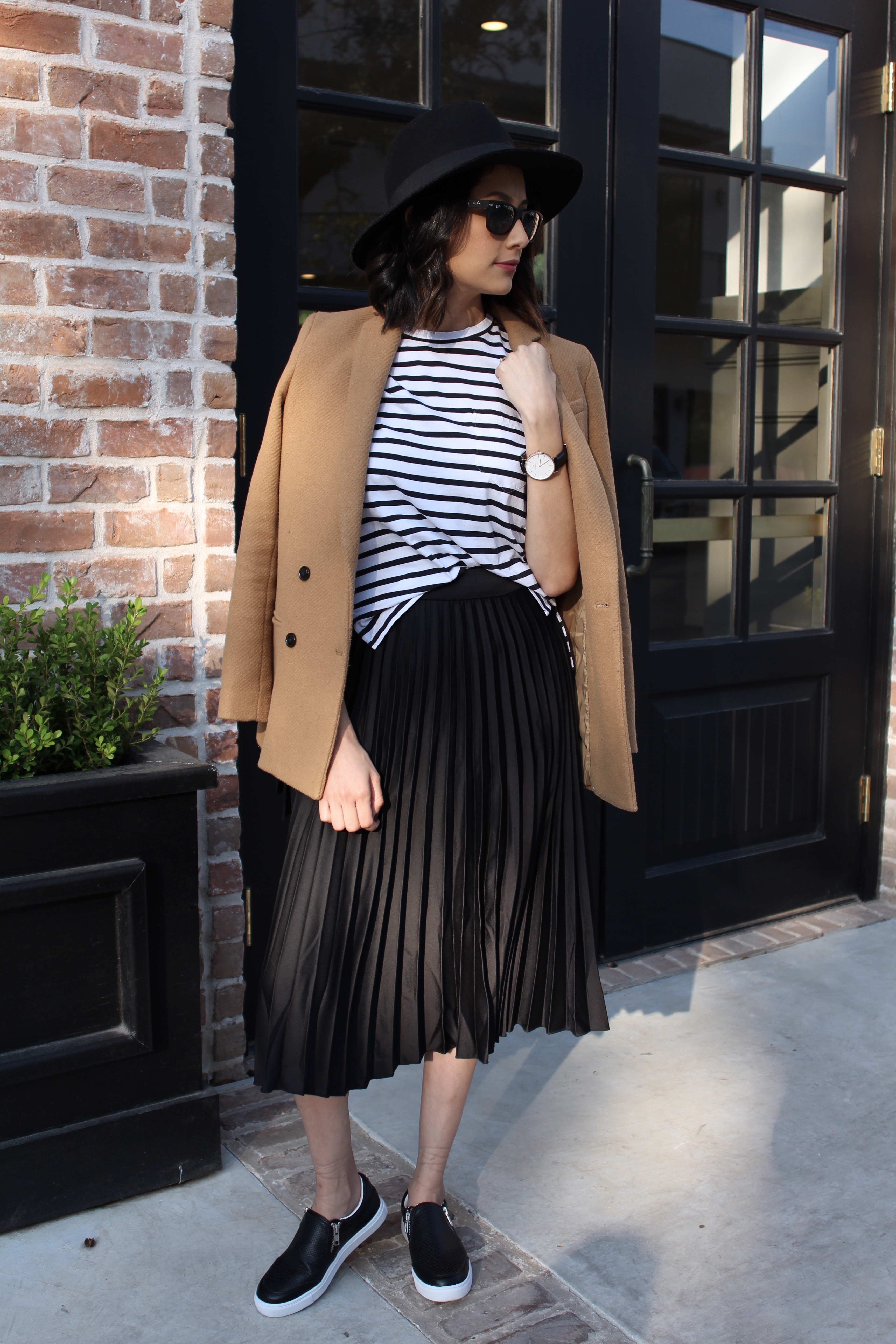 Tips for mastering the off-duty look
