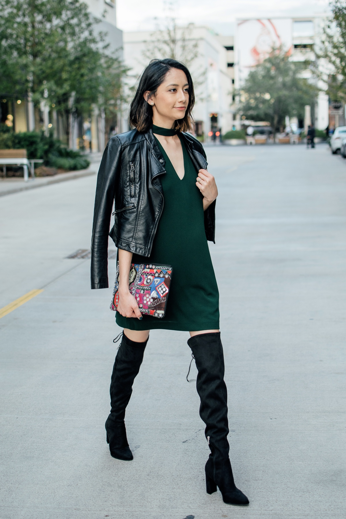 Affordable over-the-knee boots