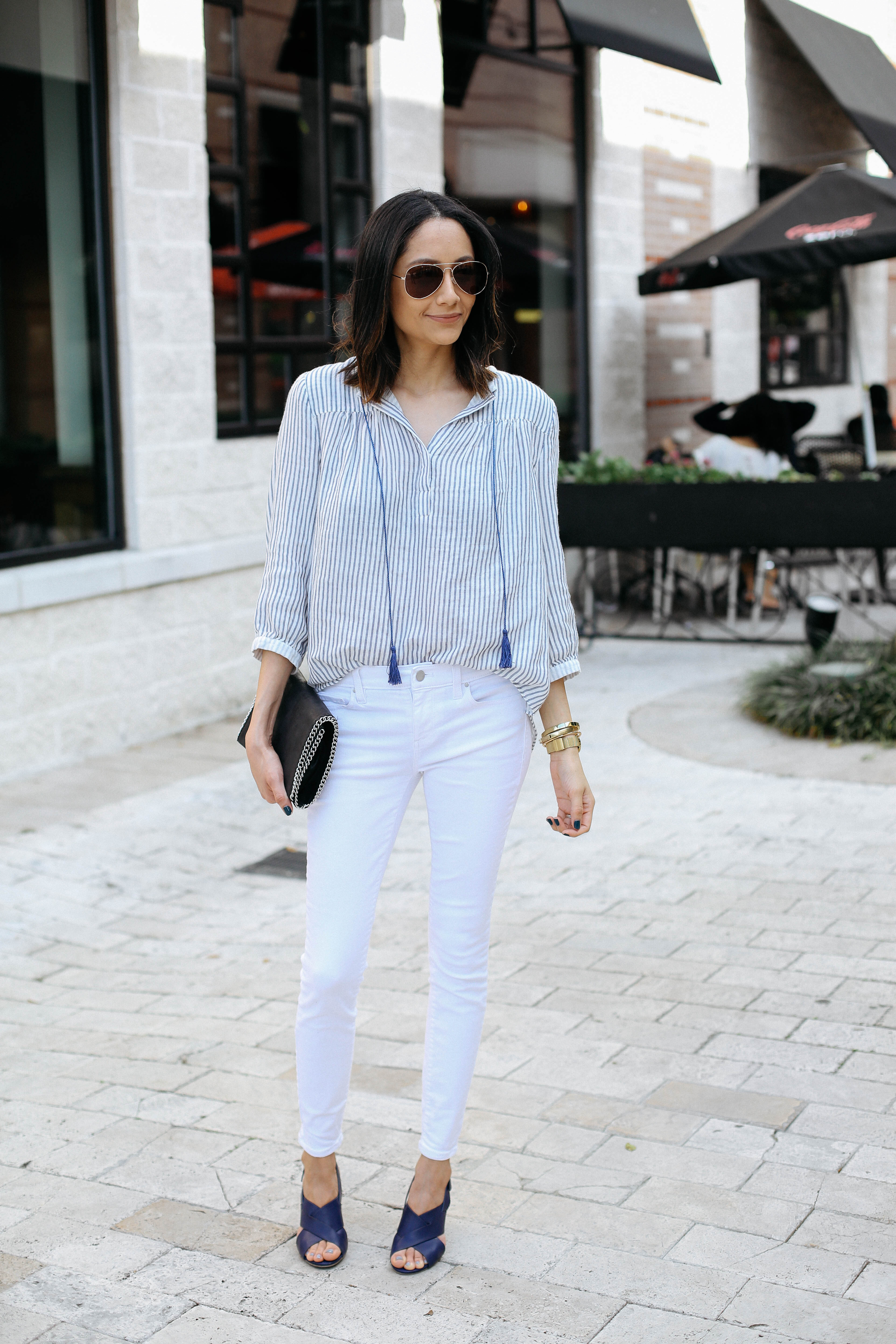 California chic in Margaret O'Leary