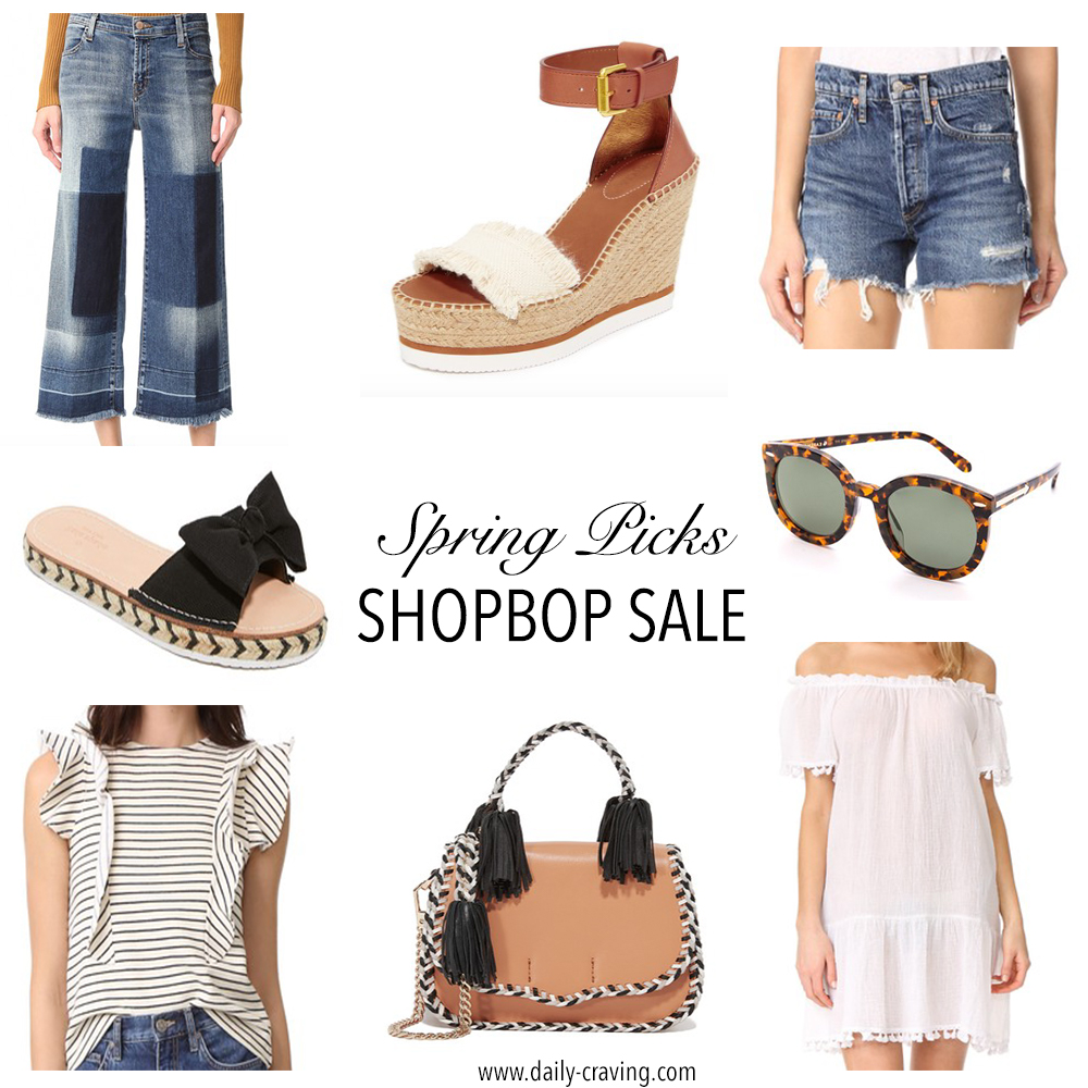 Shopbop Sale Spring Picks