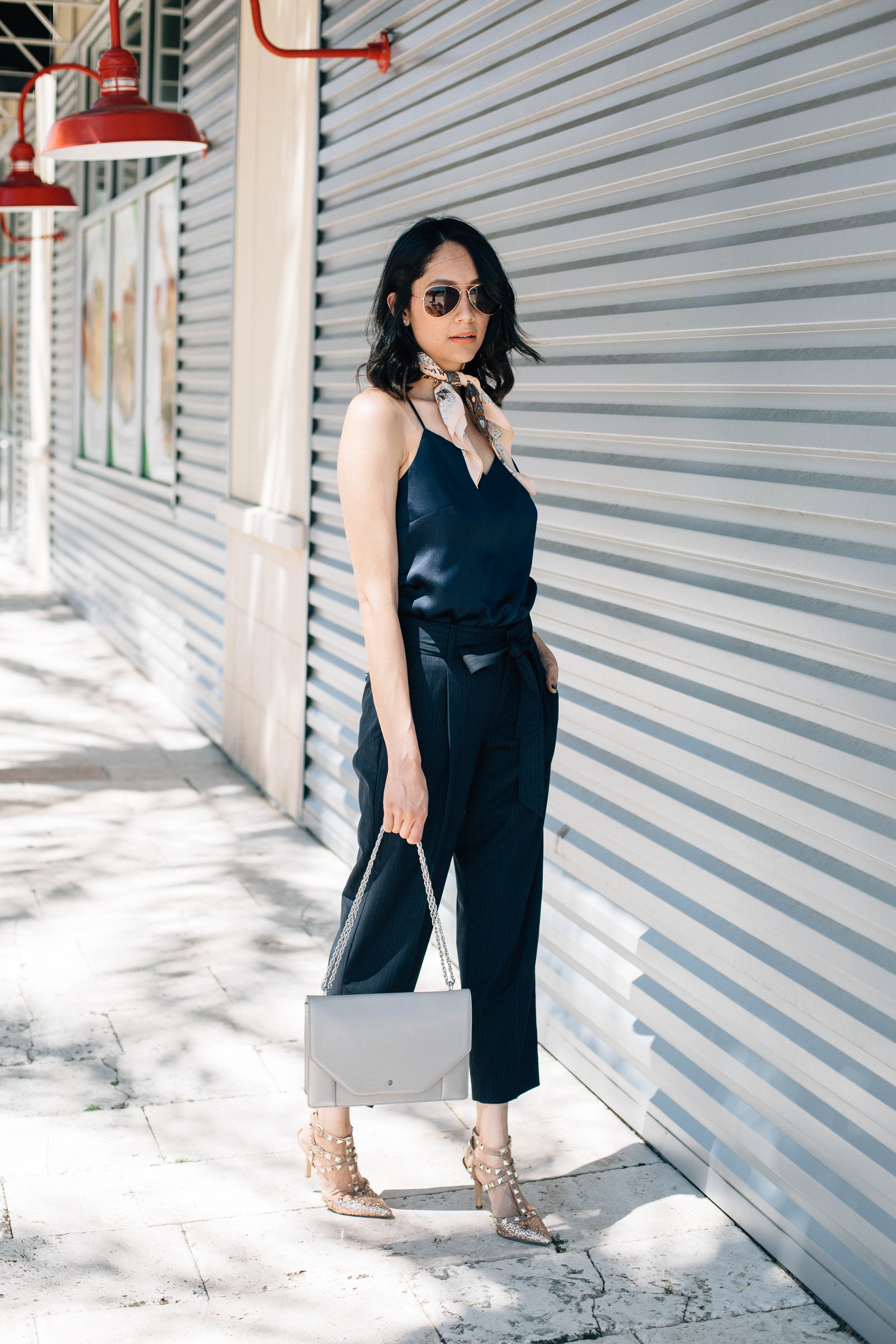 How I style my favorite chic pants