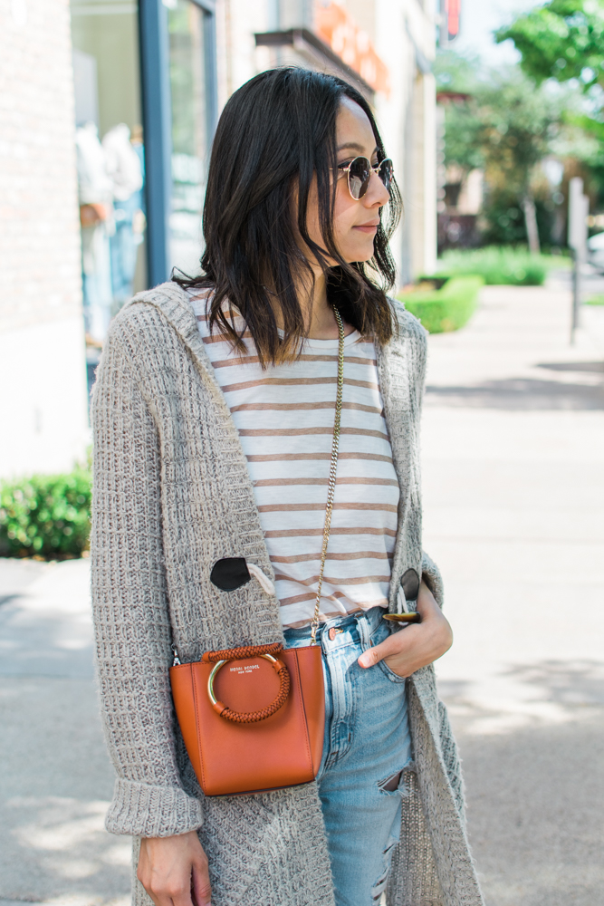 effortless weekend outfit
