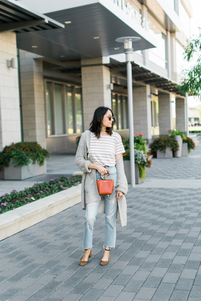 How to style a weekend outfit