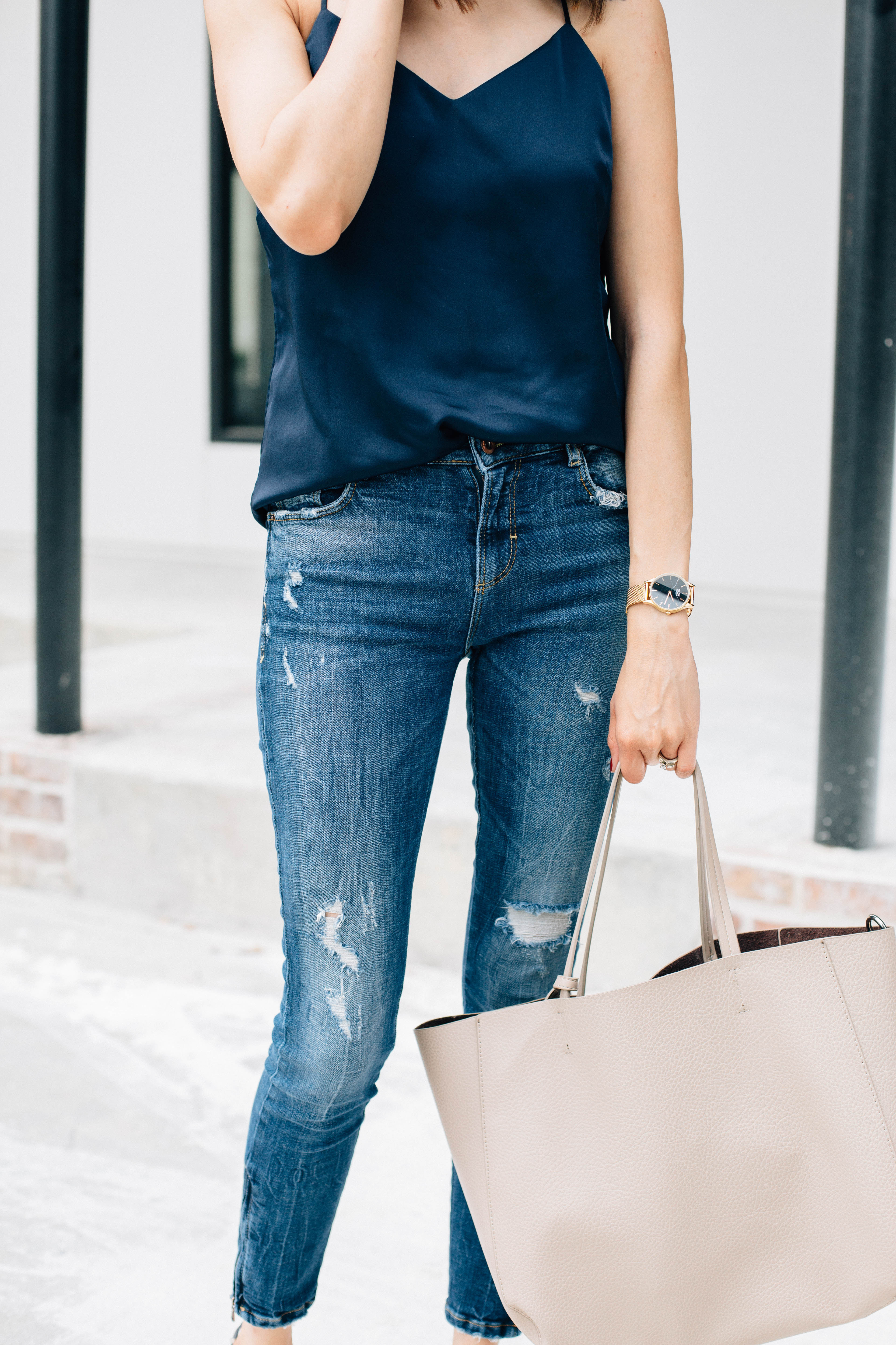 Great fitting denim | Summer Style | Effortless style
