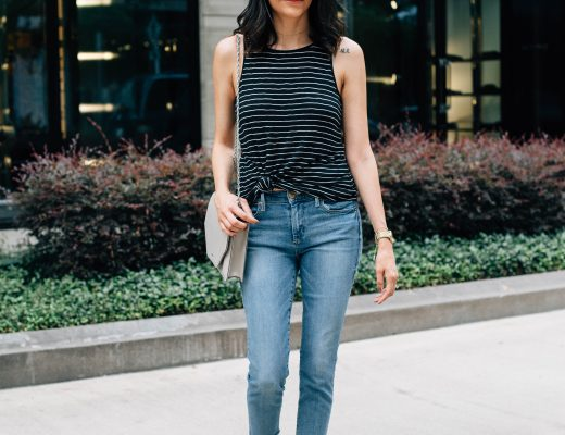 Best fashion DIY. Raw hem jeans. Weekend outfit