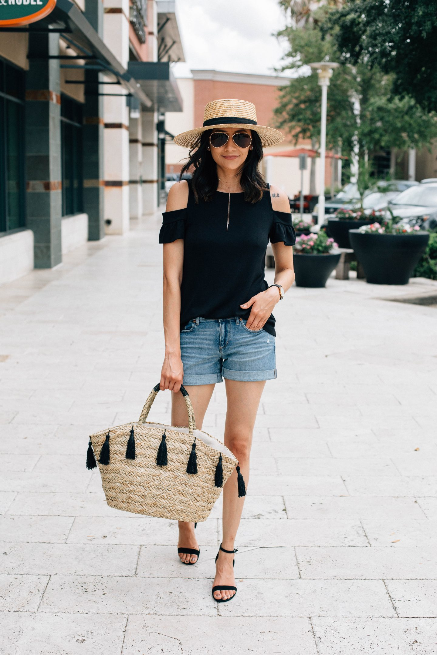A Cute Summer Outfit To Wear Now