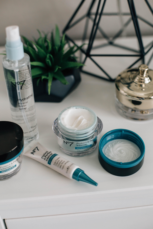 No.7 Skincare Line. Summer Skincare. 5 summer skincare tips.