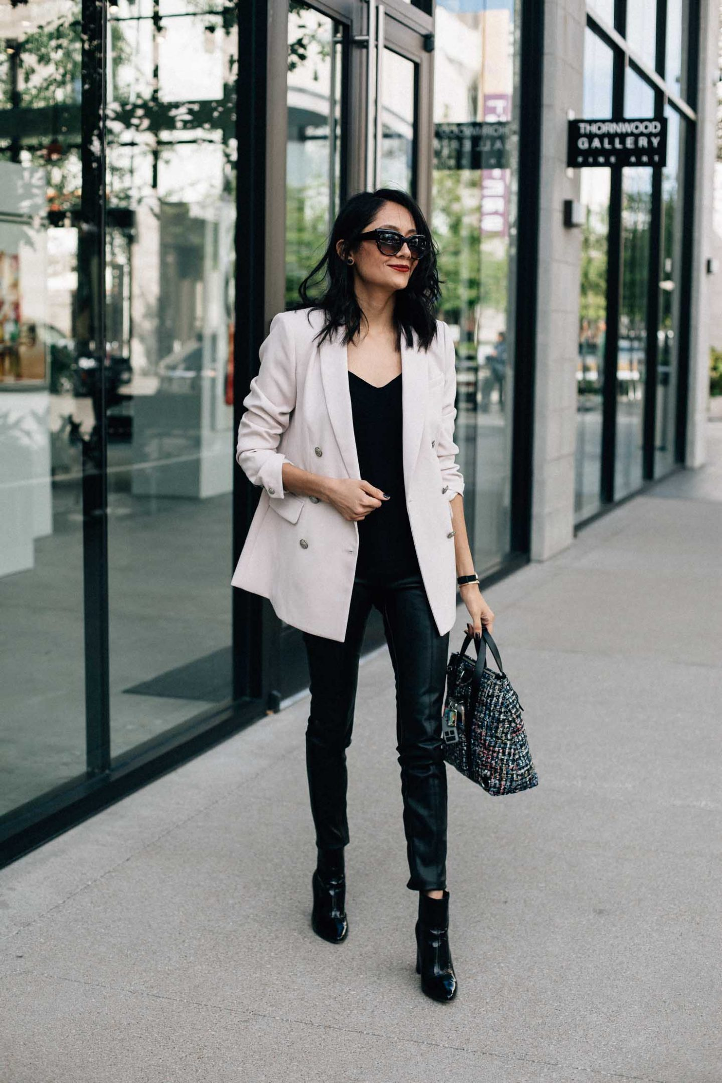 The Faux Leather Leggings You Need Now!