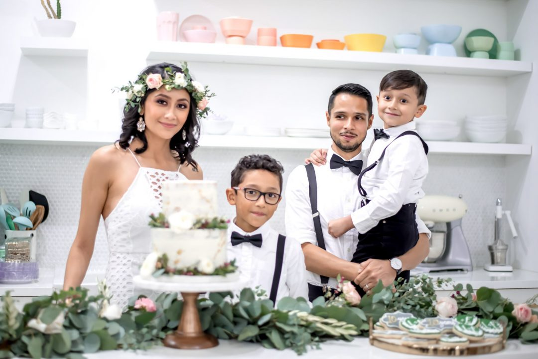 Lifestyle blogger Lilly Beltran of Daily Craving shares pictures from her vow renewal with husband Erick Beltran
