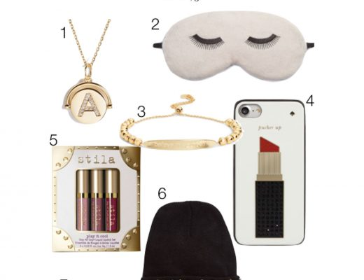Daily Craving holiday gift guide for your best friend or sister