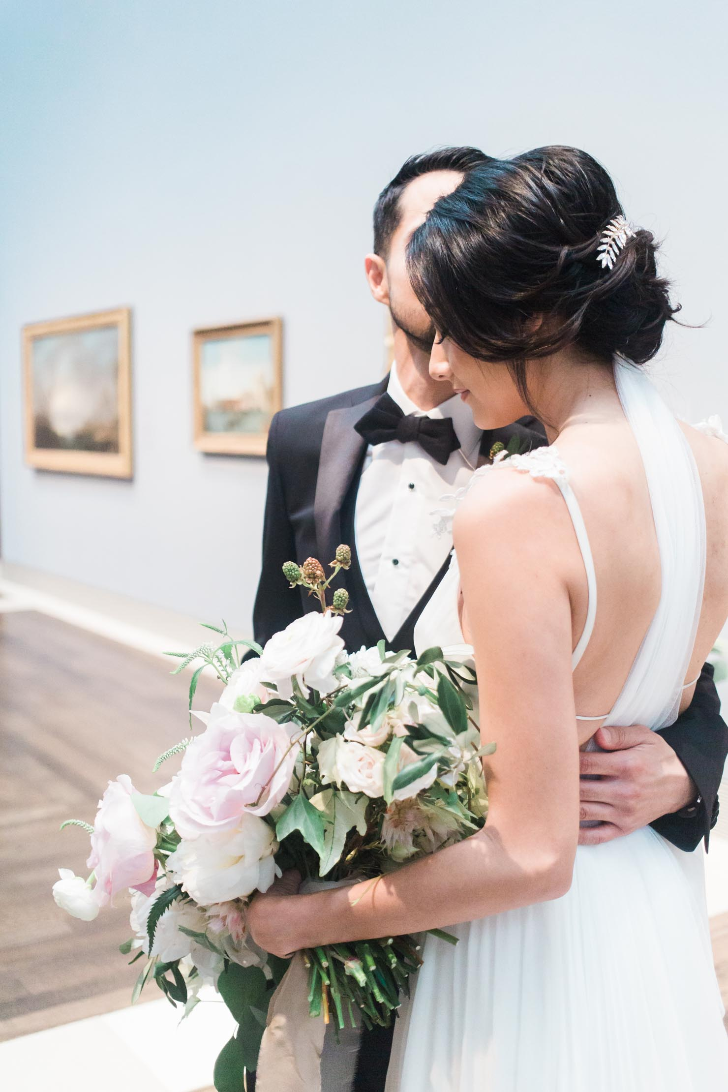 Fashion blogger Lilly Beltran of Daily Craving celebrates 10 year wedding anniversary with a bridal styled shoot