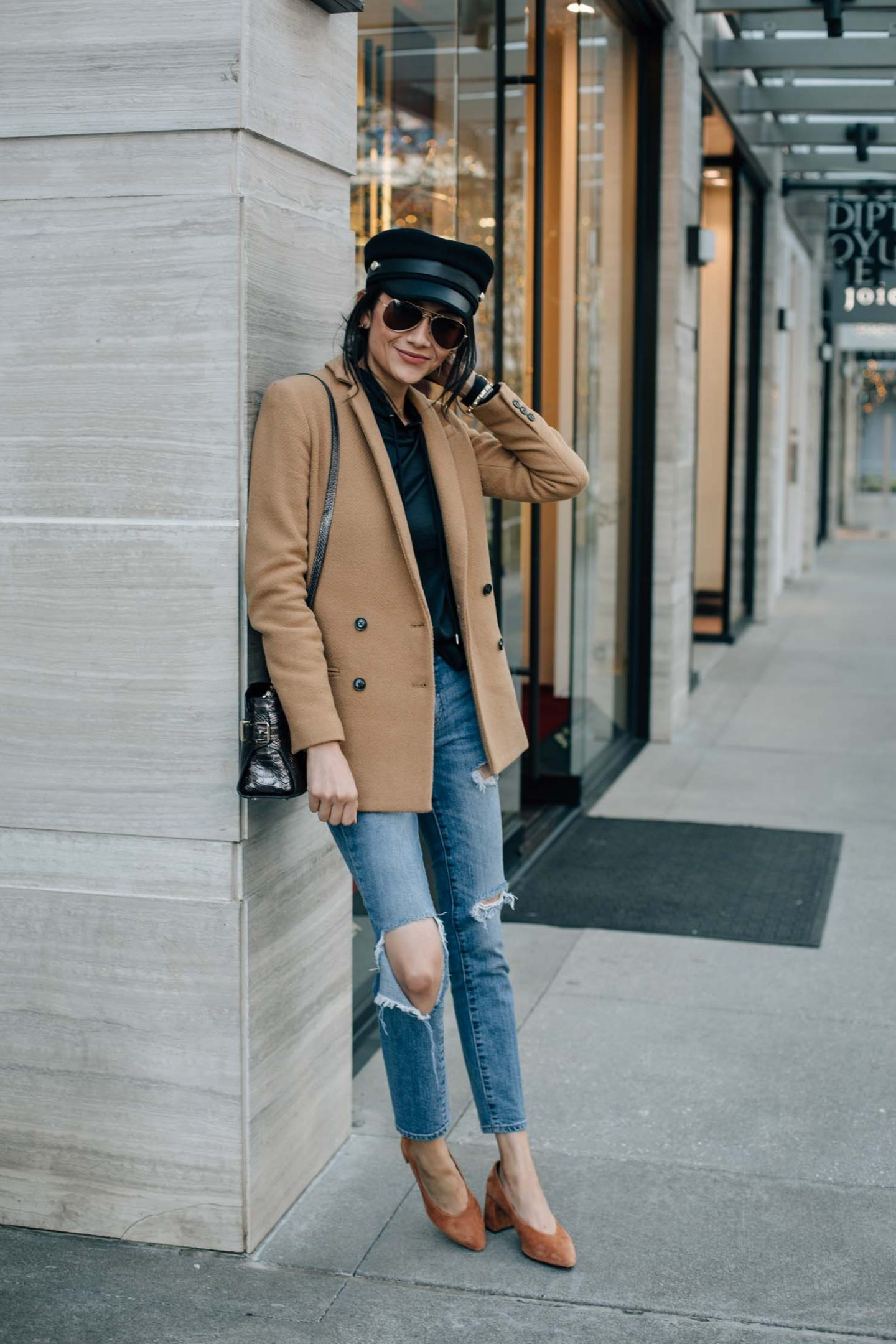 My Favorite Color Combination For Fall & Winter Outfits