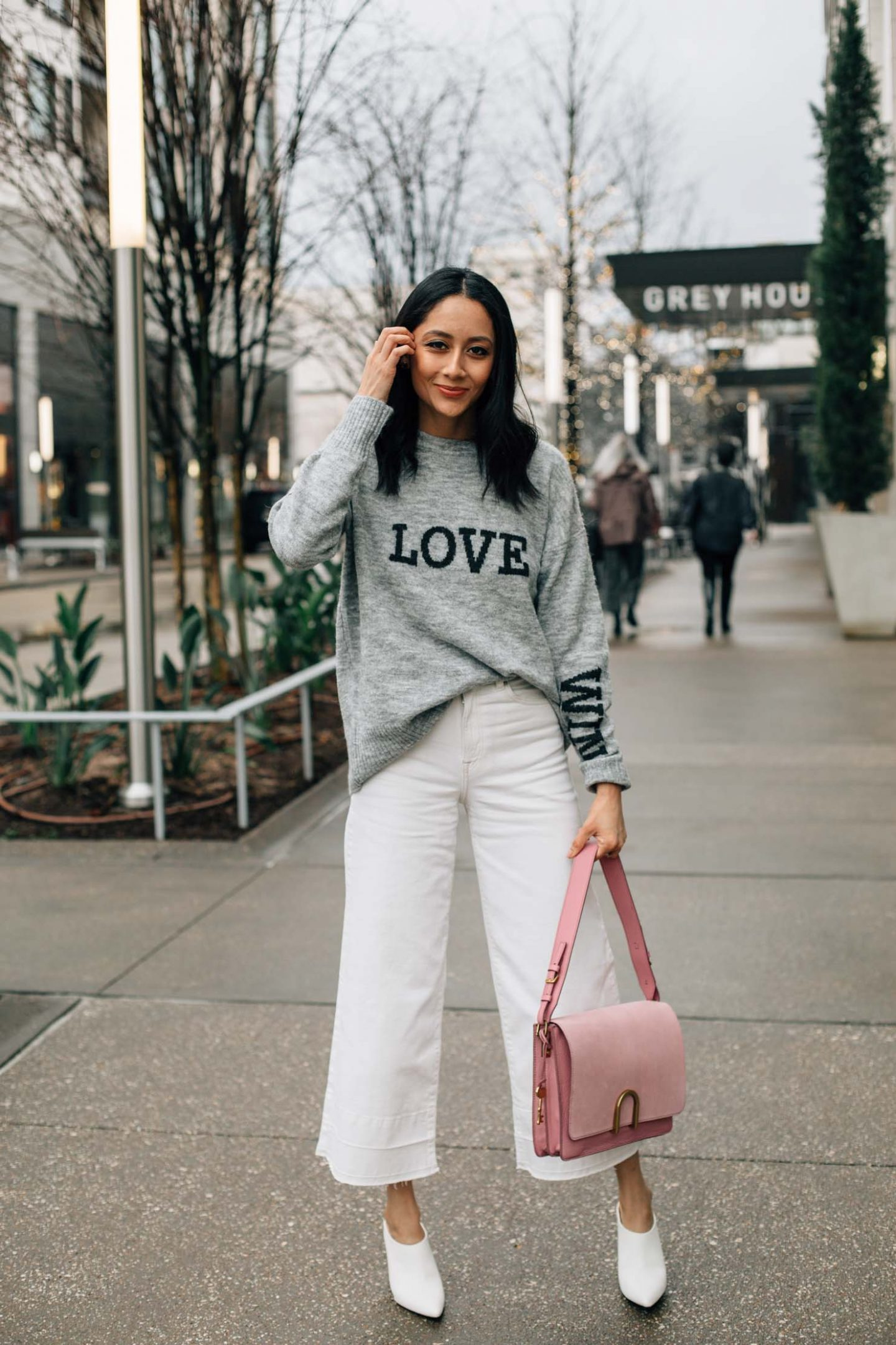 Let Love Win: Valentine's Day Outfit Idea