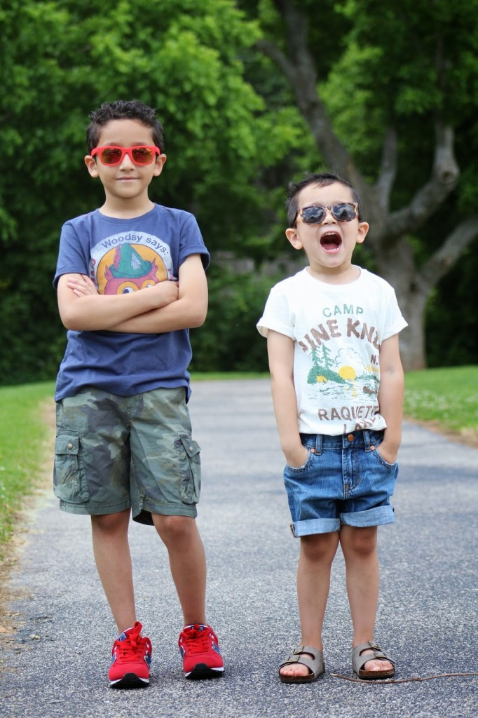 summer vibes outfit ideas for kids