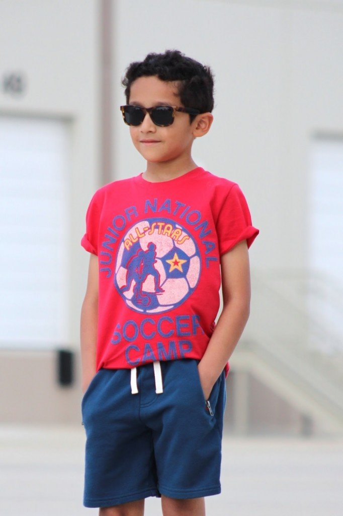 Peek Kids Goal Shirt