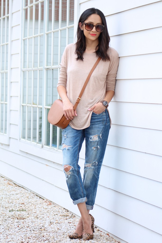Casual look For Fall