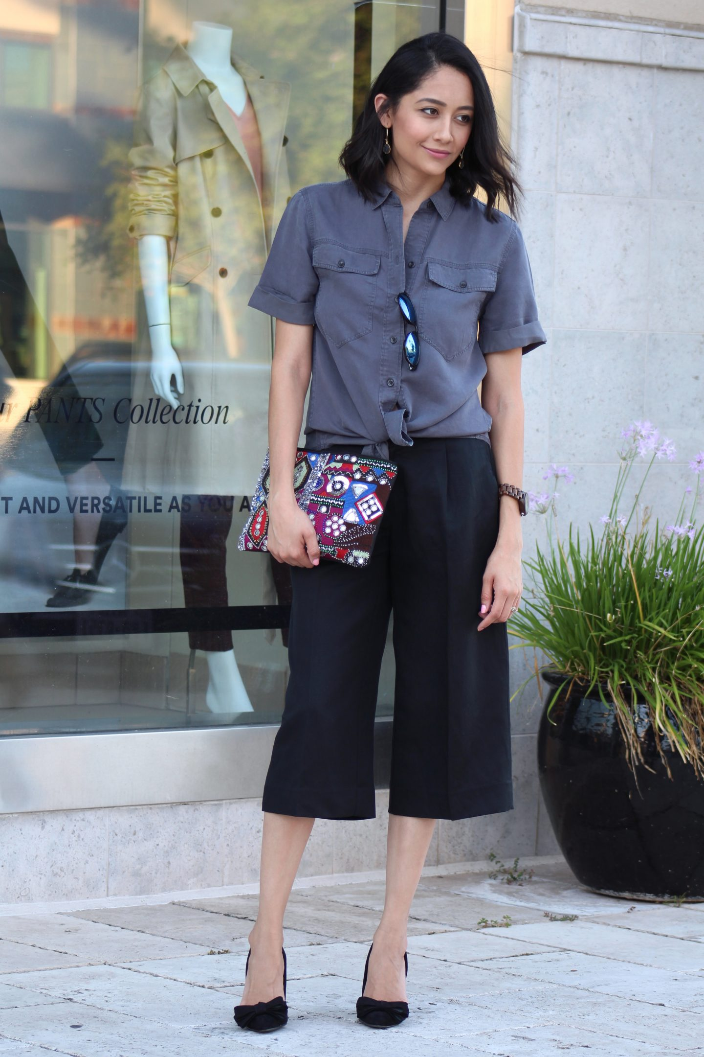 The Culottes Trend