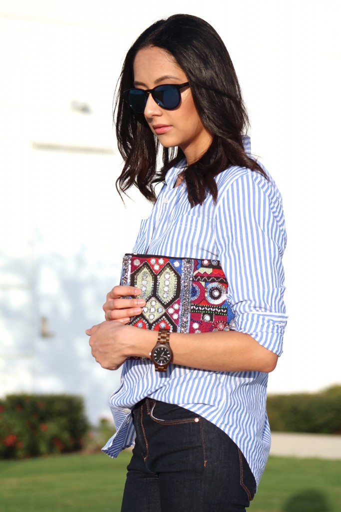 statement clutch