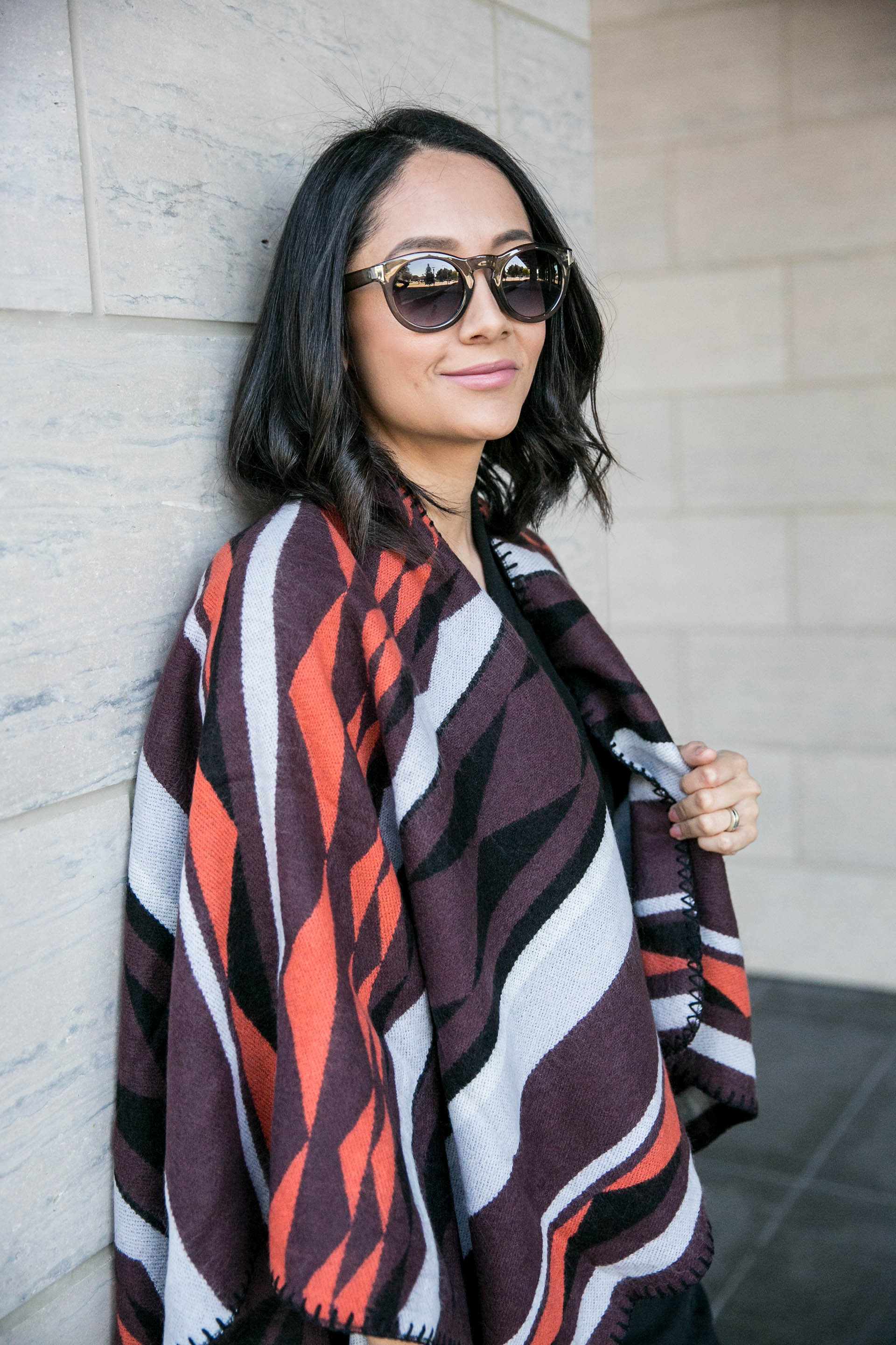 Fall's Must Have Poncho