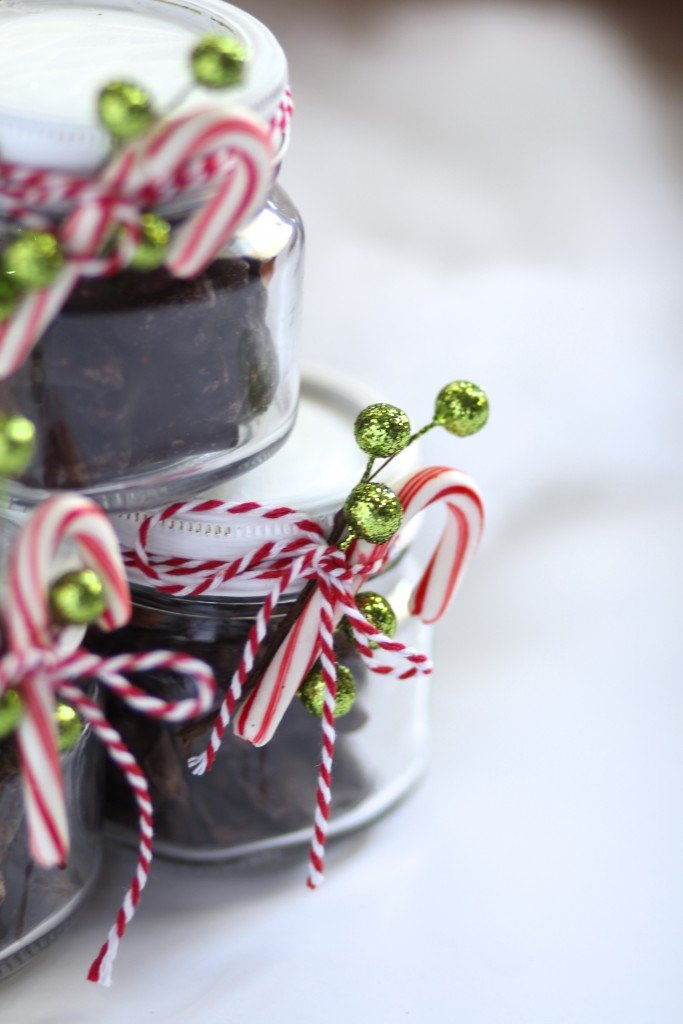 DIY Mason Jar Christmas Gift