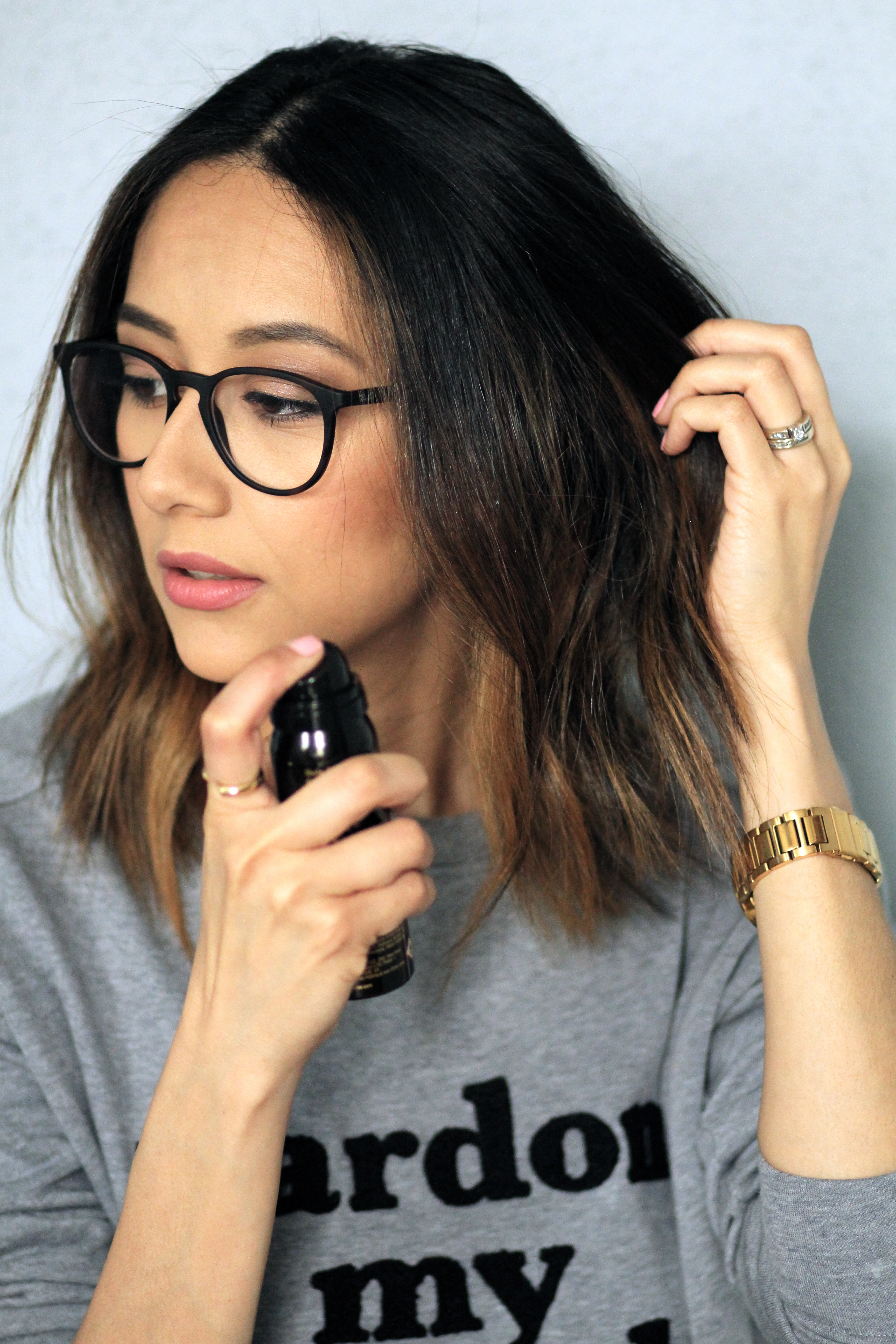 Beauty blogger Lilly Beltran of Daily Craving shares tips on how to keep color treated hair healthy