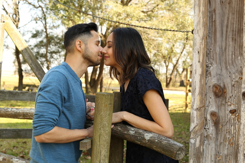 Style blogger Lilly Beltran from Daily Craving shares her love story