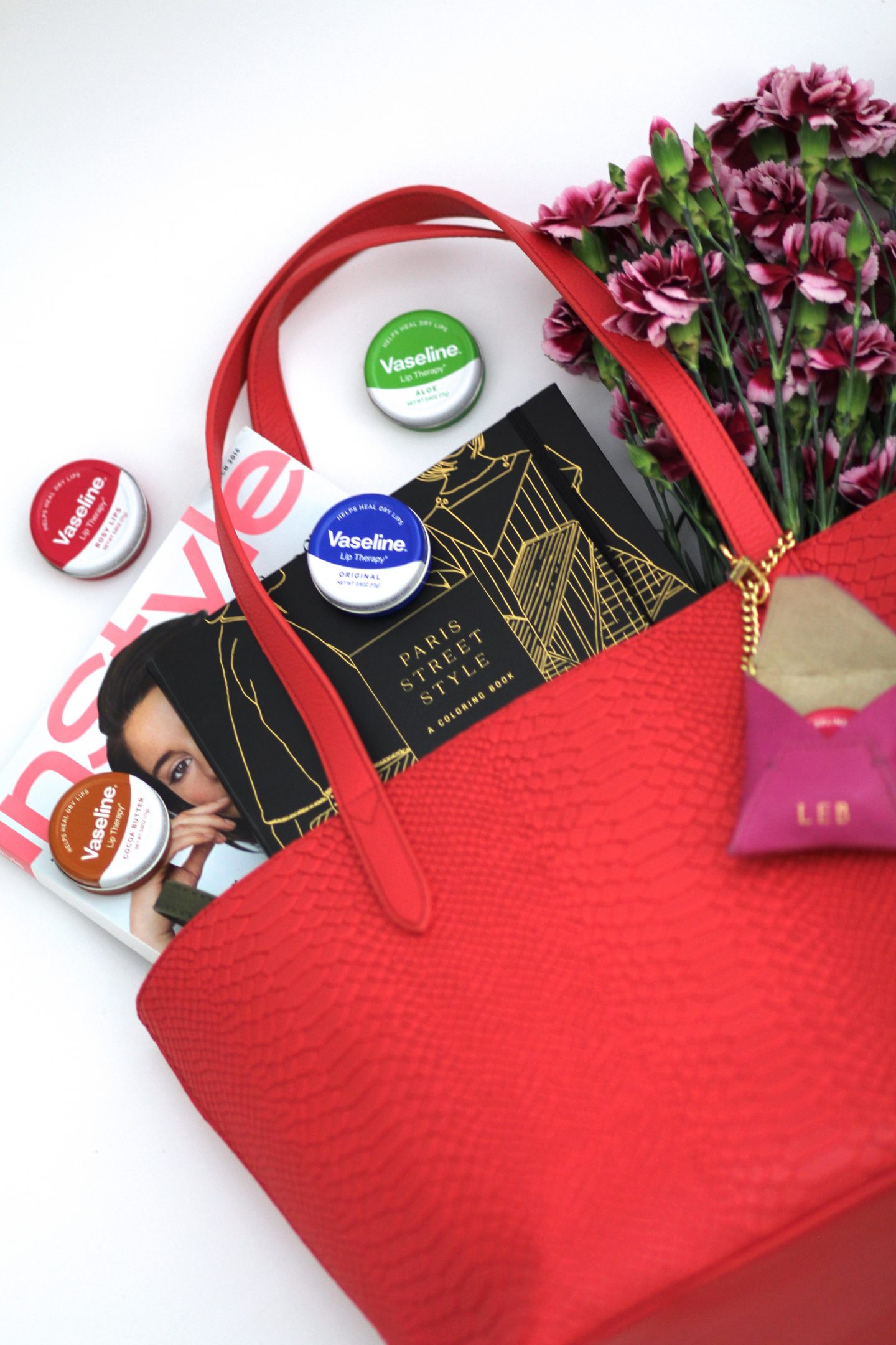 Spring Must Haves With Vaseline® x GiGi New York