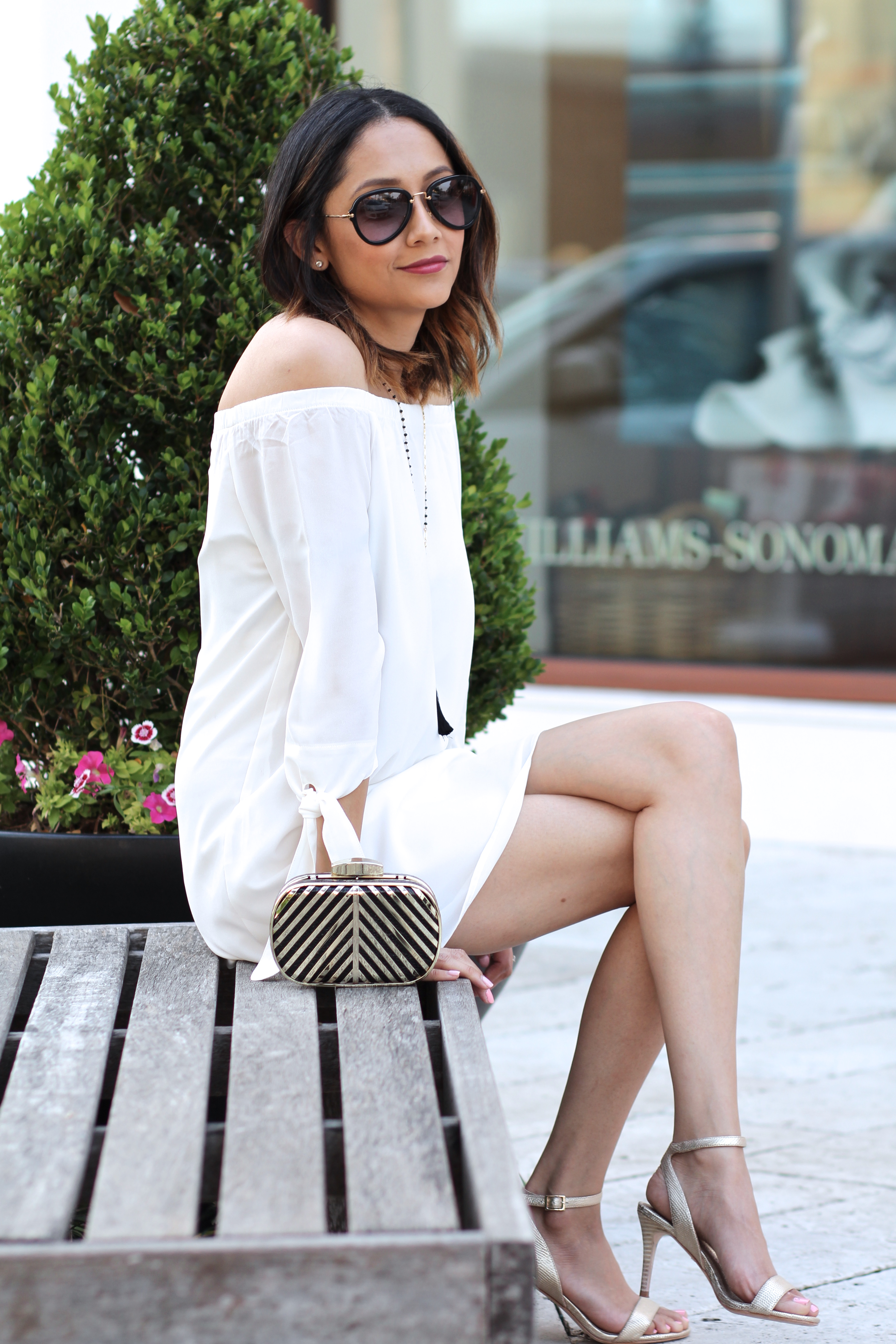 How to wear white for spring and after labor day