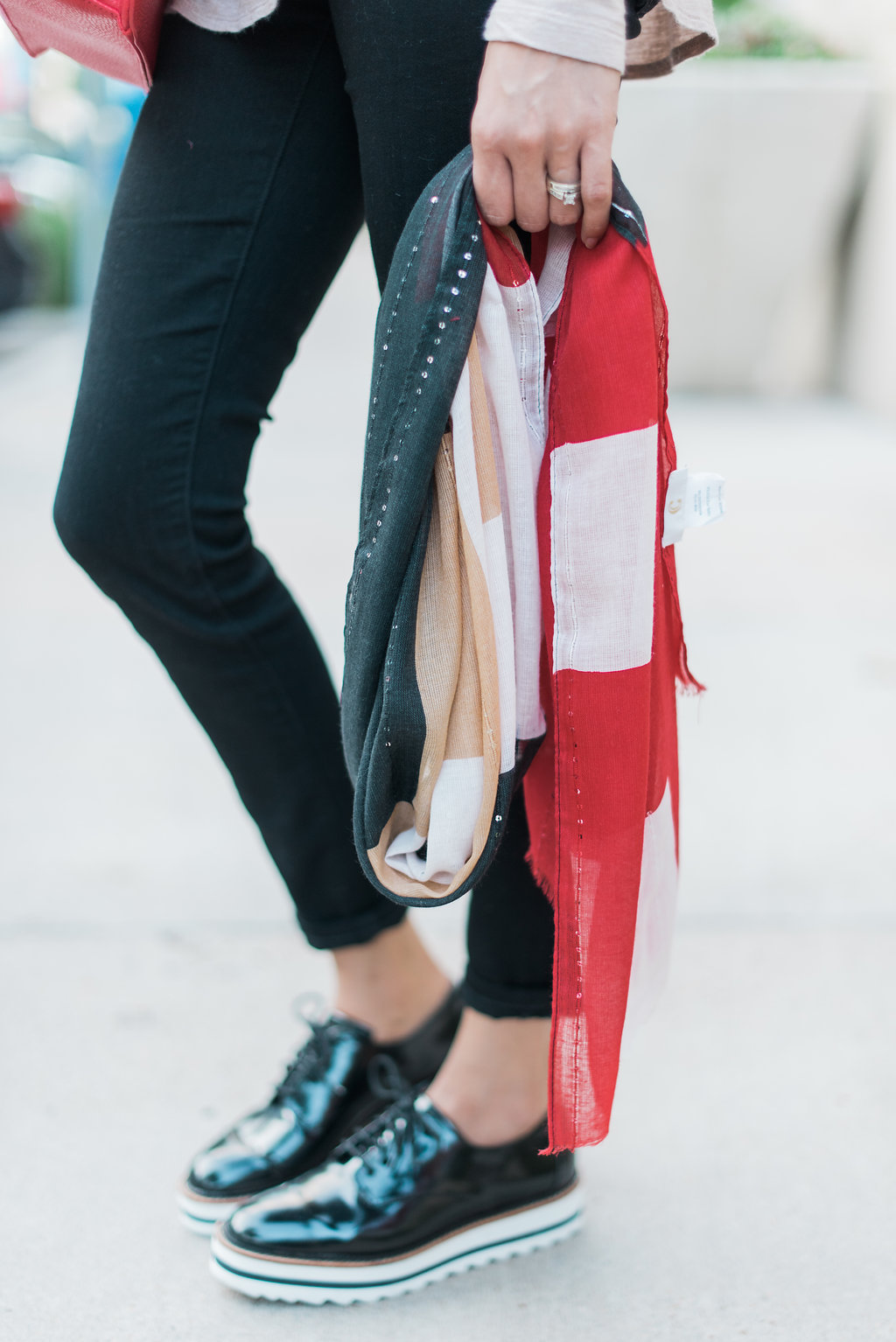 Charming Charlie X StyleWatch Scarf