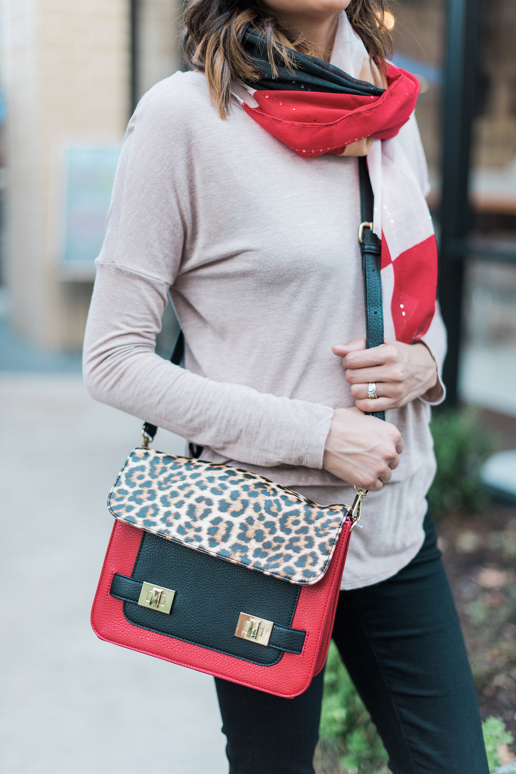 Fall Must-Have Charming Charlie Crossbody Bag