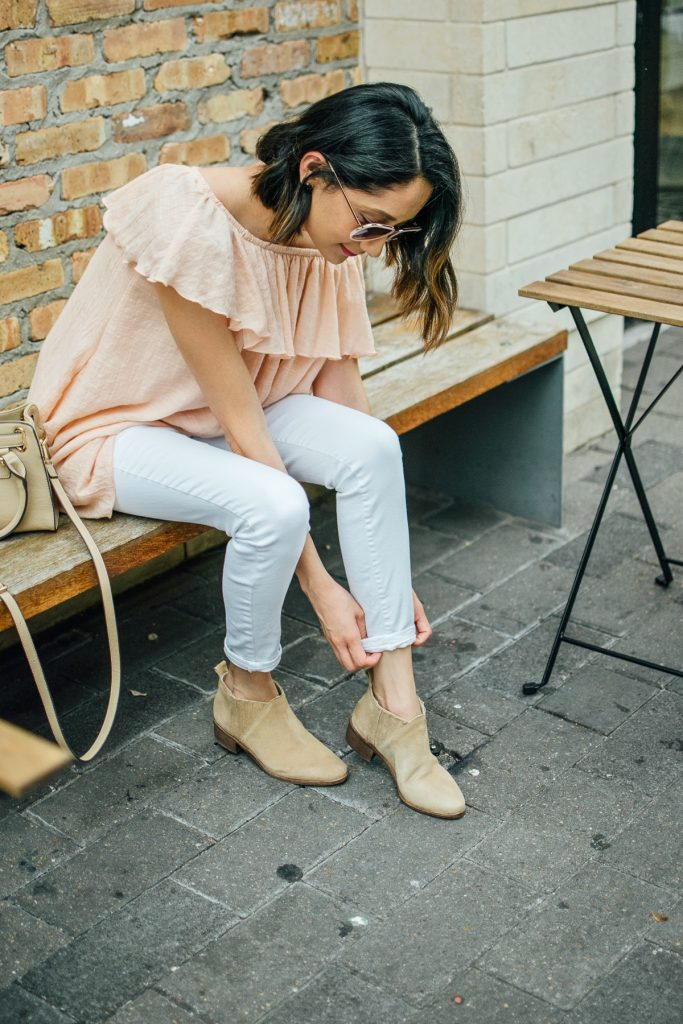 Transitioning To Fall With Shoe Carnival