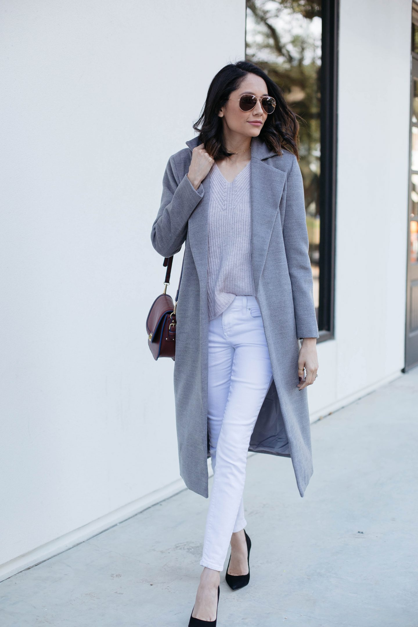 My Favorite Coat This Winter: Cute, Versatile & Under $50