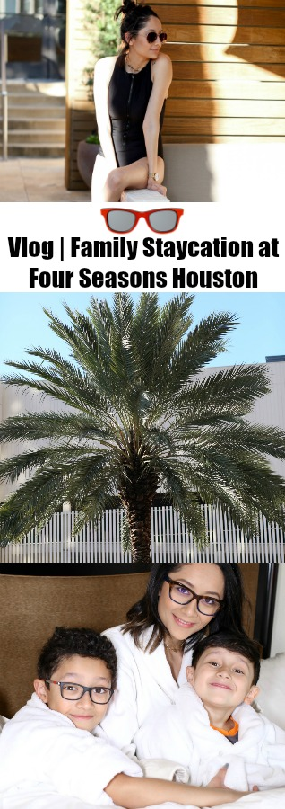 Family Staycation at Four seasons Houston