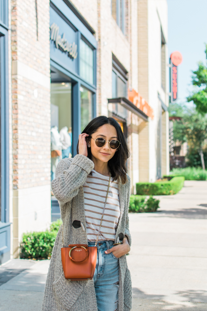 Casual & effortless weekend outfit