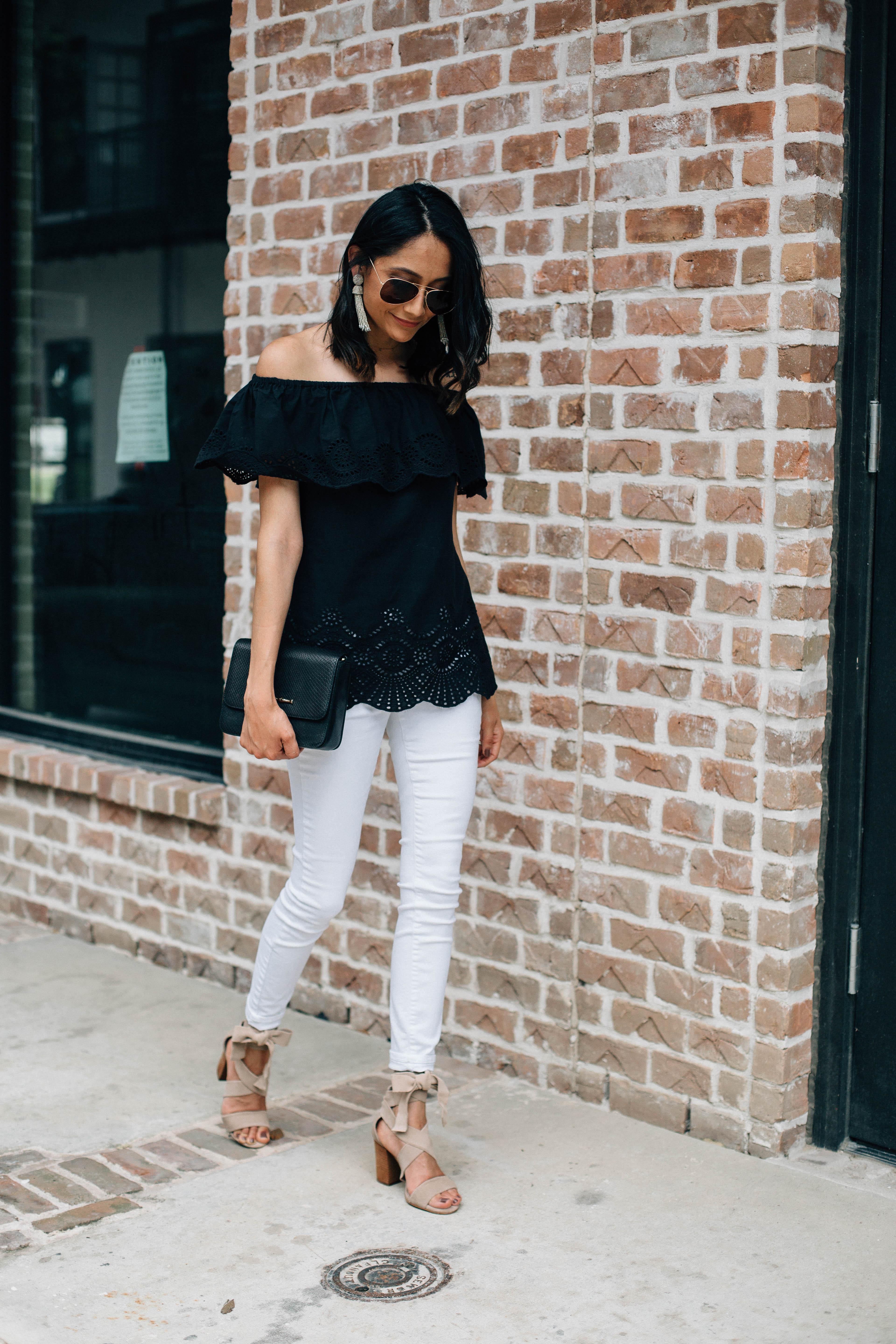 Summer Date Night Look With Dillard's