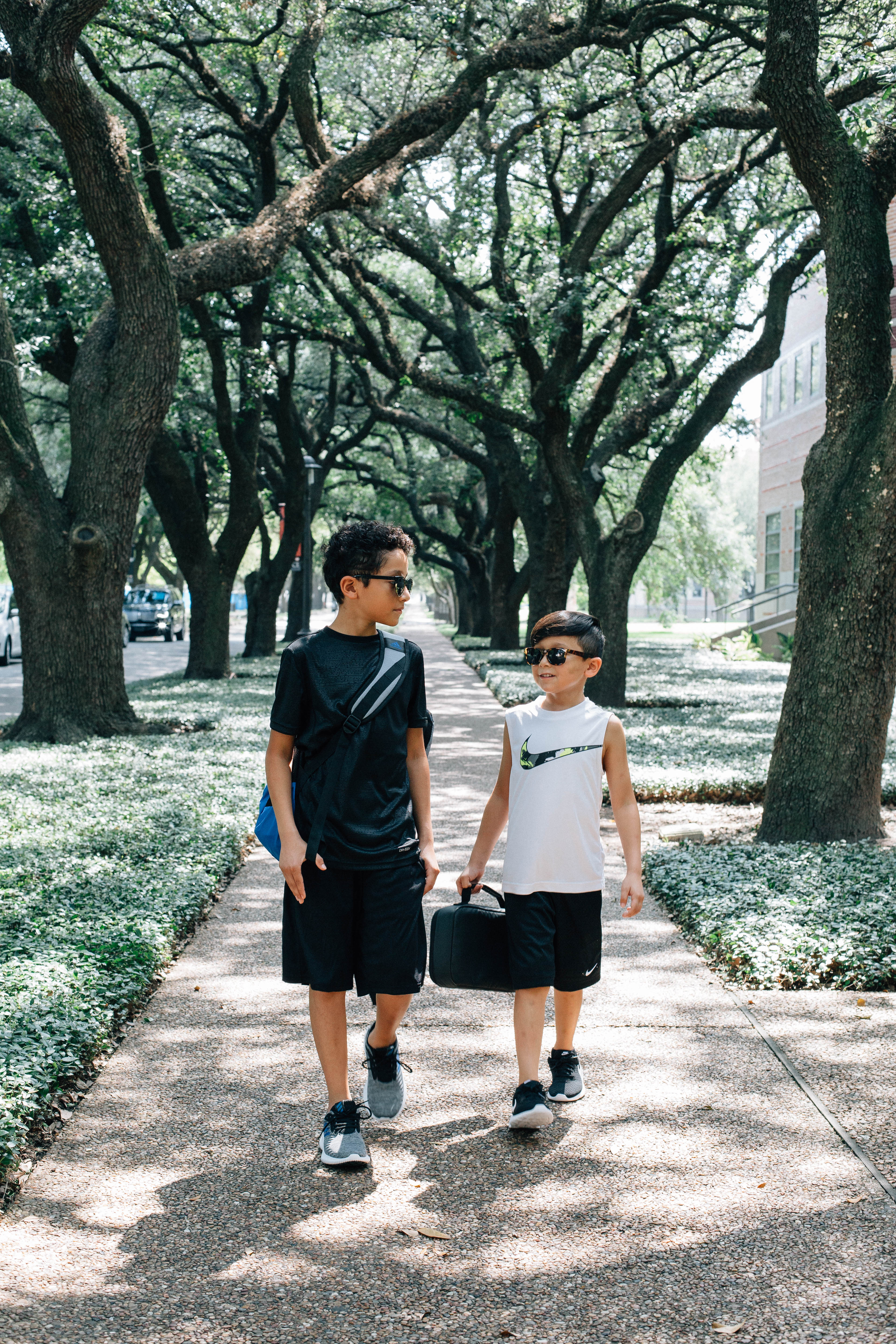 Cool back to school styles for boys