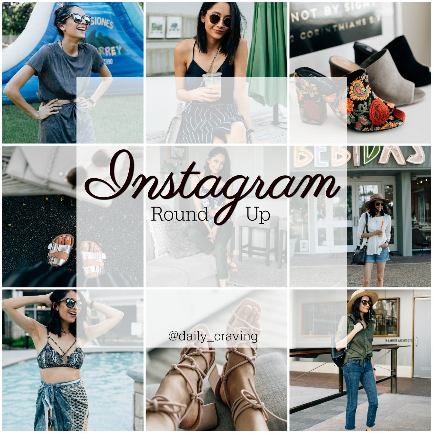Instagram Round-Up
