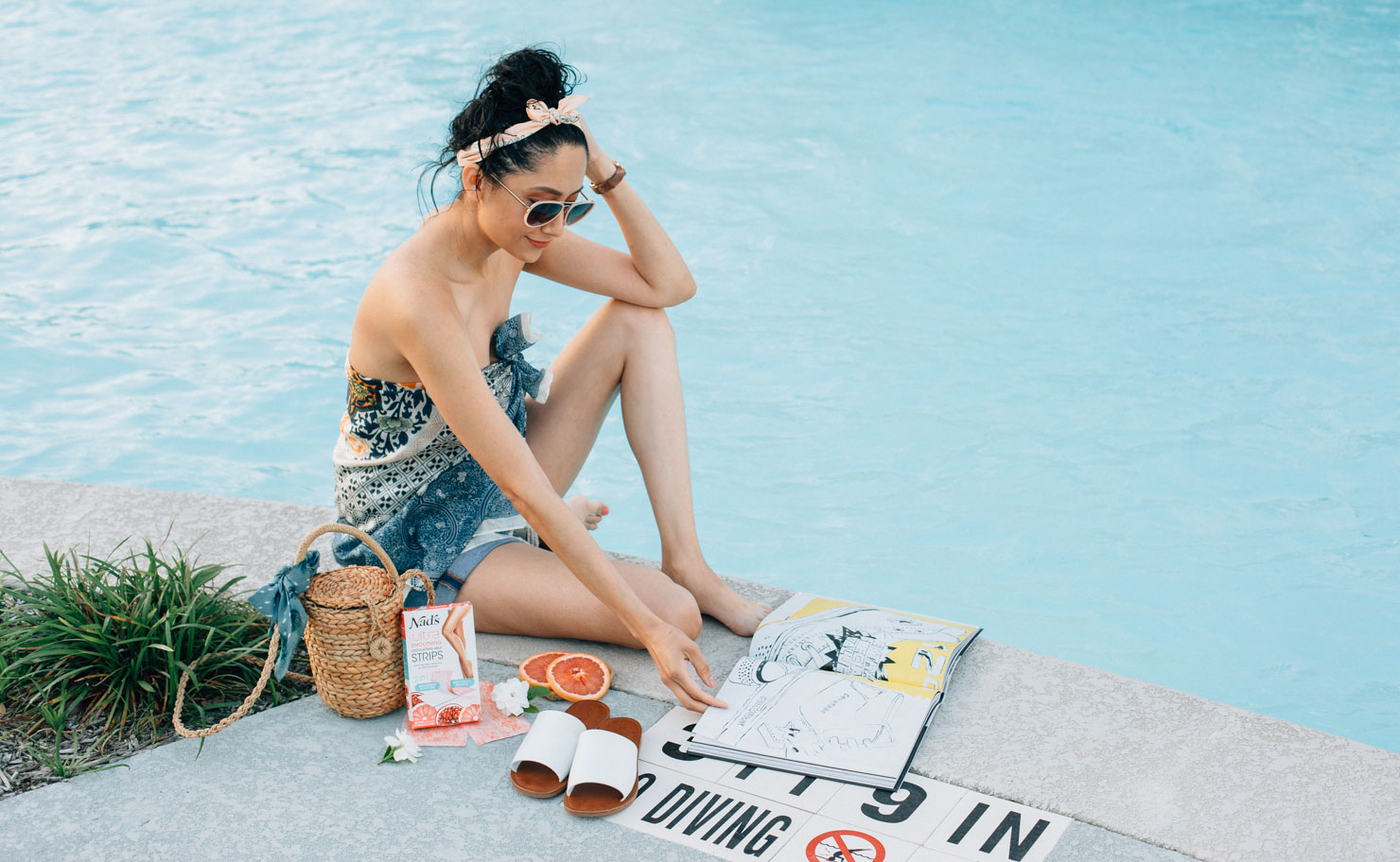 4 Tips to achieving smooth skin fro bikini season | Lilly Beltran of Daily Craving Blog
